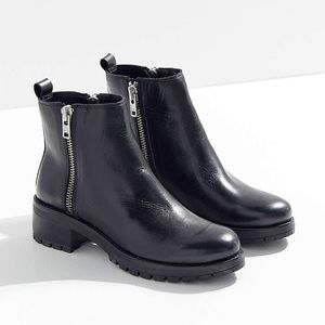 Urban Outfitters Maci Leather Ankle Boots